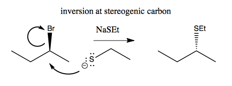 Organic chemistry 12: SN2 substitution - nucleophilicity