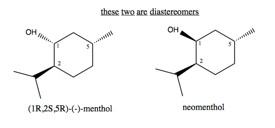 Enantiomers Different Physical Properties