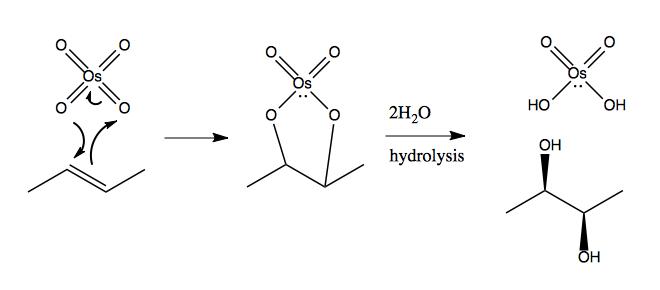 Organic chemistry 19: Alkenes - epoxidation ...