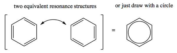 Benzene Resonance Structure